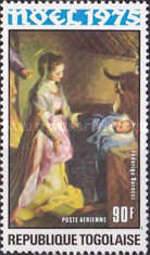 [Airmail - Christmas - Madonna and Child Paintings, type ACR]
