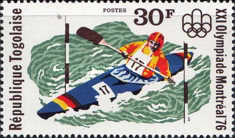 [Olympic Games - Montreal, Canada, type ADW]