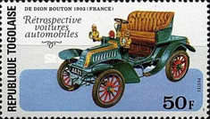 [The 100th Anniversary of the Birth of Louis Renault, 1877-1944 - Classic Cars, type AFX]