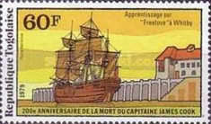 [The 200th Anniversary of the Death of Captain James Cook, 1728-1779, Typ AKL]