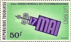 [World Telecommunciations Day, type AOO]