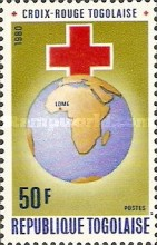 [Red Cross in Togo, type AOQ]