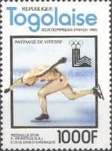 [Winter Olympic Games - Lake Placid, USA - Gold Medal Winners, type AQT]