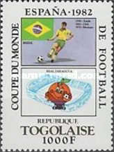 [Football World Cup - Spain 1982, type ASA]