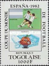 [Football World Cup - Spain 1982, type ASD]