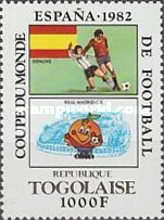 [Football World Cup - Spain 1982, type ASE]