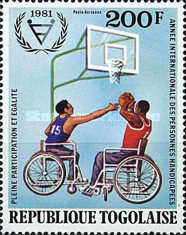 [Airmail - International Year of Disabled People, type ASM]