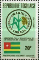 [The 10th Anniversary of West African Rice Development Association, type ATP]