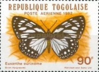 [Airmail - Butterflies, type AUP]