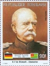 [The 100th Anniversary of Proclamation of German Protectorate, Typ AXW]