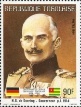 [The 100th Anniversary of Proclamation of German Protectorate, Typ AXX]
