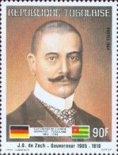 [The 100th Anniversary of Proclamation of German Protectorate, type AYB]