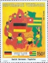 [The 100th Anniversary of Proclamation of German Protectorate, type AYH]