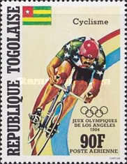 [Airmail - Olympic Games - Los Angeles, USA, Typ AZW]