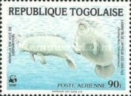 [Airmail - Worldwide Nature Protection - Wild Animals, type BAN]