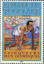 [Airmail - Olympic Medal Winners, type BAZ]