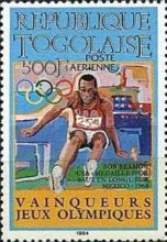 [Airmail - Olympic Medal Winners, type BBB]
