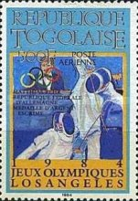 [Airmail - Olympic Medal Winners, Typ BBE]