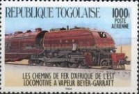 [Airmail - Locomotives, type BCL]