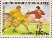 [Airmail - World Rugby Football Cup, type BKB]