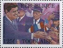 [The 25th Anniversary of the Death of John F. Kennedy, 1917-1963, type BMJ]