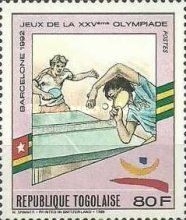 [Olympic Games - Barcelona 1992, Spain, type BNT]