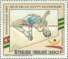 [Airmail - Olympic Games - Barcelona 1992, Spain, type BNX]