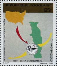 [Friendship between USA and Togo, type BQG]