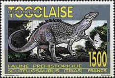 [Prehistoric Animals, type BRN]