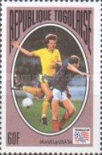 [Football World Cup - U.S.A., type BSB]