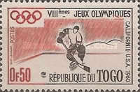 [Summer and Winter Olympic Games - Squaw Valley, USA & Rome, Italy, type CI]