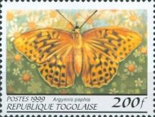 [Butterflies from around the World, Typ CQL]