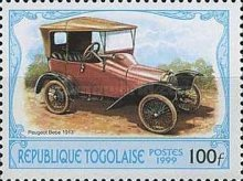 [Historical Motor Vehicles, Typ CQQ]