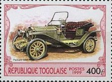 [Historical Motor Vehicles, Typ CQU]