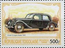 [Historical Motor Vehicles, Typ CQV]