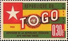 [Admission of Togo into the United Nations, type CX]
