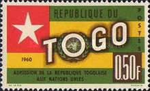 [Admission of Togo into the United Nations, type CX1]