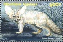[Fauna of Africa, type DBP]