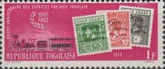 [The 65th Anniversary of Togolese Postal Services, Typ EF]
