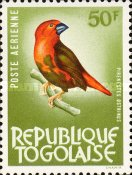 [Airmail - Flowers and Animals, type FJ]