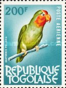 [Airmail - Flowers and Animals, type FL]