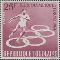 [Olympic Games - Tokyo, Japan, type GO]