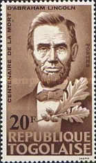 [The 100th Anniversary of the Death of Abraham Lincoln, 1809-1885, type HG2]