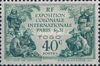 [International Colonial Exhibition, Paris, type J]