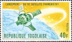 [Space Achievements of France, type JW1]