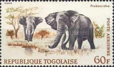 [Airmail - African Wildlife, type KW]