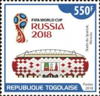 [FIFA World Cup - Russia 2018, type KYW]