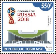[FIFA World Cup - Russia 2018, type KYX]
