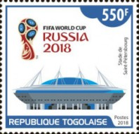 [FIFA World Cup - Russia 2018, type KYY]