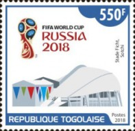 [FIFA World Cup - Russia 2018, type KYZ]